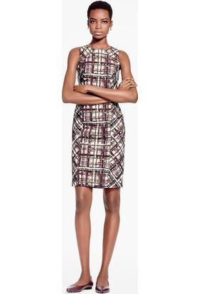 Brooks Brothers Kolsuz Desenli Elbise