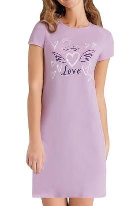 Baykar 9371 Kız Çocuk Ev Elbisesi