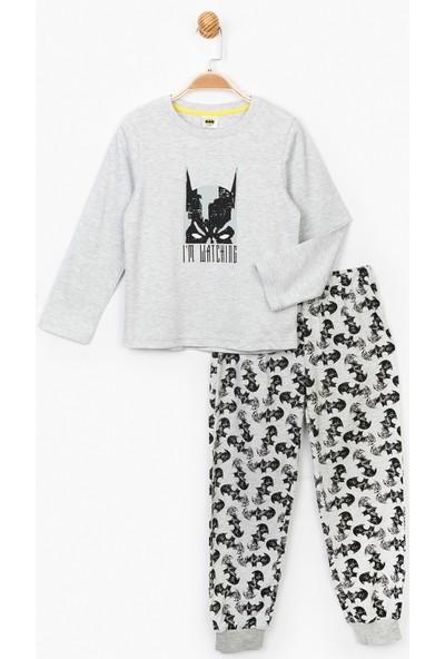 Batman Çocuk Pijama Takımı 15204
