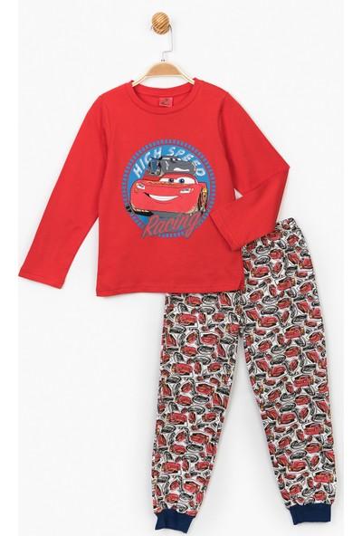 Disney Cars Pijama Takımı 15205