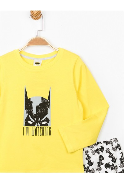 Batman Çocuk Pijama Takım 15203