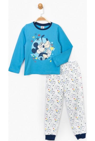 Disney Mickey Mouse Pijama Takımı 15166