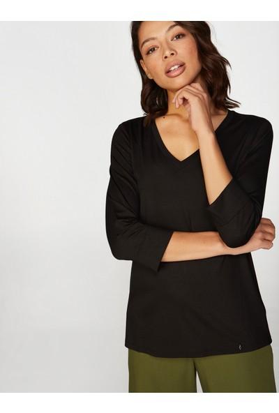 Faik Sönmez Basic T-Shirt 38025