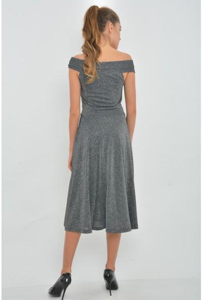 Kalopya 13017 Darlene Simli Elbise