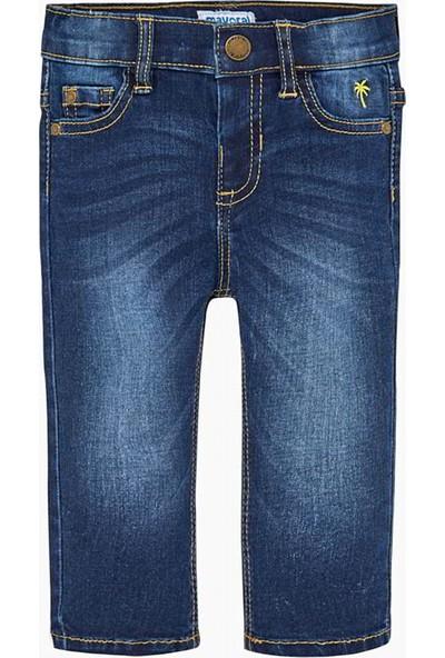 Mayoral Basic Slim Fit Pantolon Oscuro 503