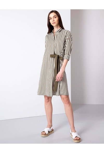 Pierre Cardin Dokuma Elbise 50202672-Vr027