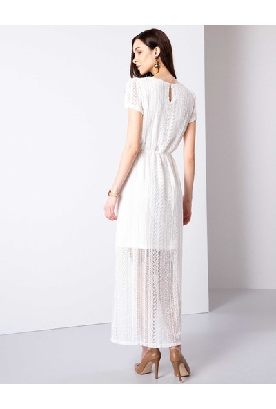 Pierre Cardin Dokuma Elbise 50202829-Vr013