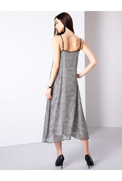 Pierre Cardin Dokuma Elbise 50202577-Vr046