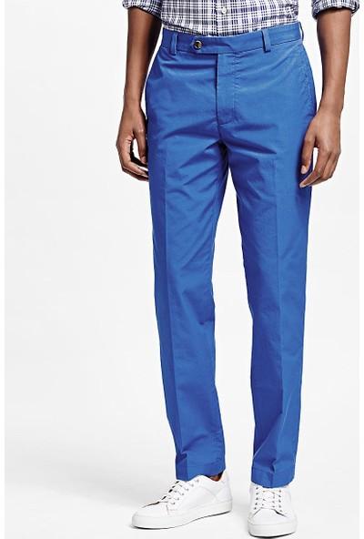 Brooks Brothers Milano Kesim Poplin Pantolon