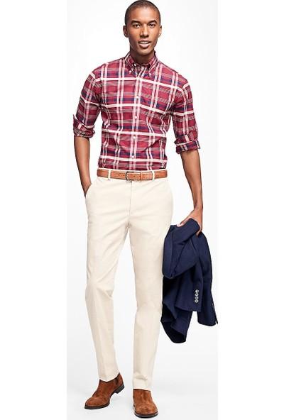 Brooks Brothers Milano Kesim Twıll Pantolon