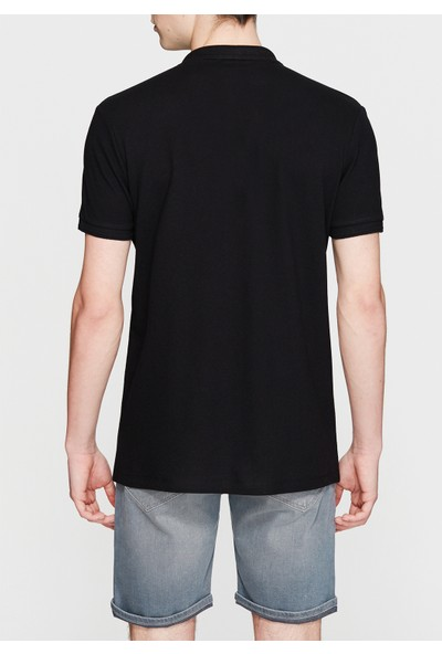 Siyah Polo Tişört 064946-21842