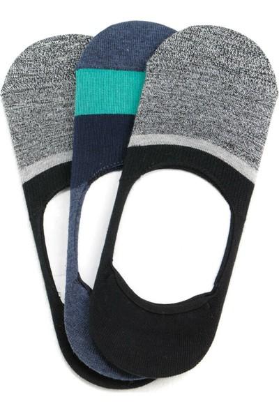 Lumberjack Tom Çok Renkli Erkek Babet Çorabı