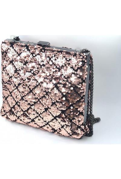 Krista Bell Pullu Çanta