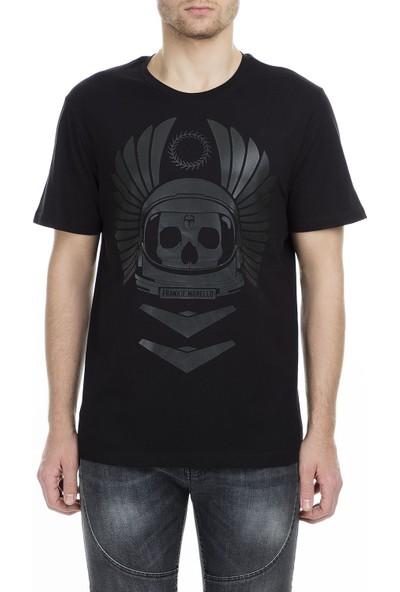 Frankie Morello Erkek T-Shirt FMCS9135TS N01