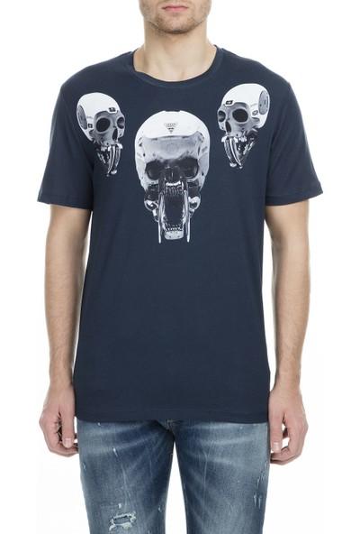 Frankie Morello Erkek T-Shirt FMCS9148TS B01