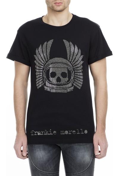 Frankie Morello Erkek T-Shirt FMCS9152TSN01