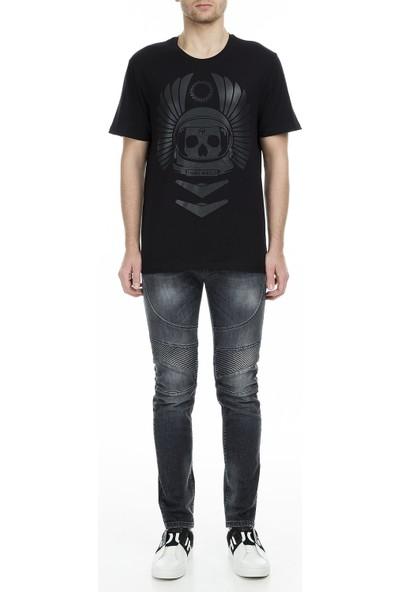 Frankie Morello Jeans Erkek Kot Pantolon FMCS9096JE N01