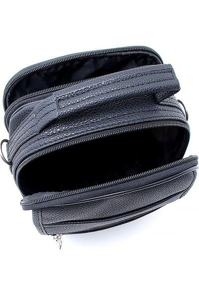 My Luggage Tek Kulplu Erkek Çapraz Askılı Çanta 30031