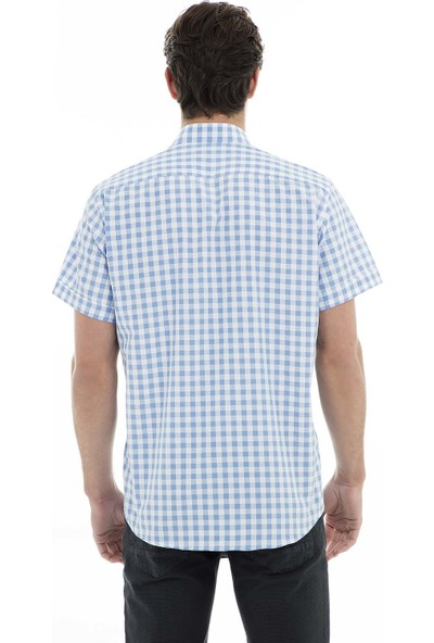 Buratti Kısa Kollu Gömlek Erkek Kısa Kollu Gömlek 150138