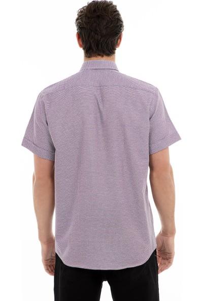 Buratti Kısa Kollu Gömlek Erkek Kısa Kollu Gömlek 50132