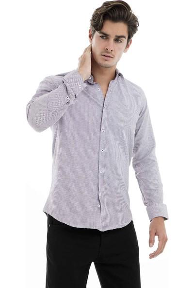Buratti Uzun Kollu Gömlek Erkek Uzun Kollu Gömlek 50101