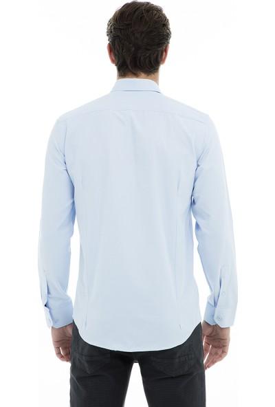 Buratti Uzun Kollu Gömlek Erkek Uzun Kollu Gömlek 50103