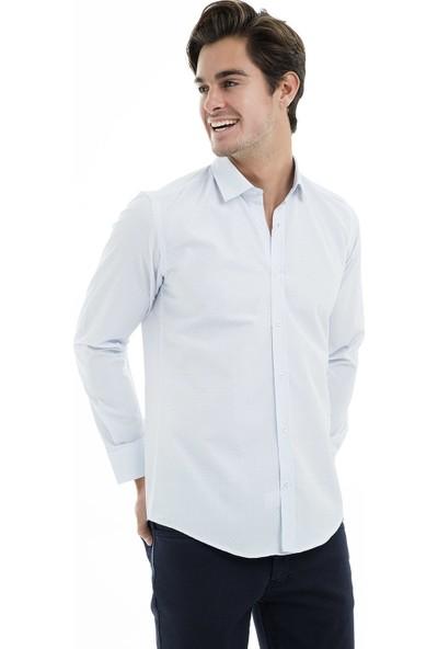 Buratti Uzun Kollu Gömlek Erkek Uzun Kollu Gömlek 50104