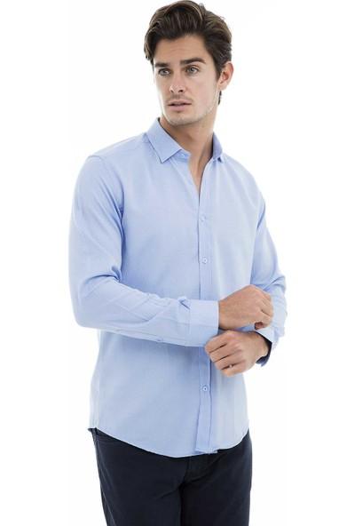 Buratti Uzun Kollu Gömlek Erkek Uzun Kollu Gömlek 50105