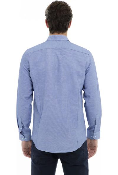 Buratti Uzun Kollu Gömlek Erkek Uzun Kollu Gömlek 50109
