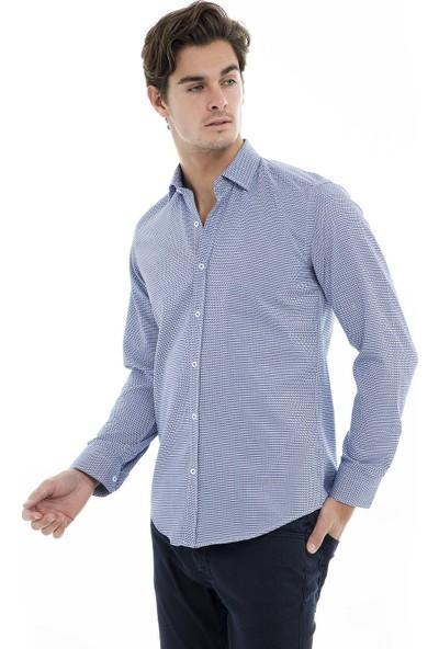 Buratti Uzun Kollu Gömlek Erkek Uzun Kollu Gömlek 50111