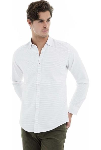 Buratti Uzun Kollu Gömlek Erkek Uzun Kollu Gömlek 50112