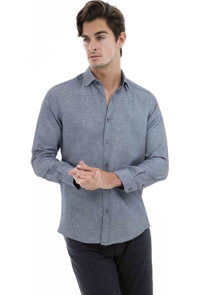 Buratti Uzun Kollu Gömlek Erkek Uzun Kollu Gömlek 50114