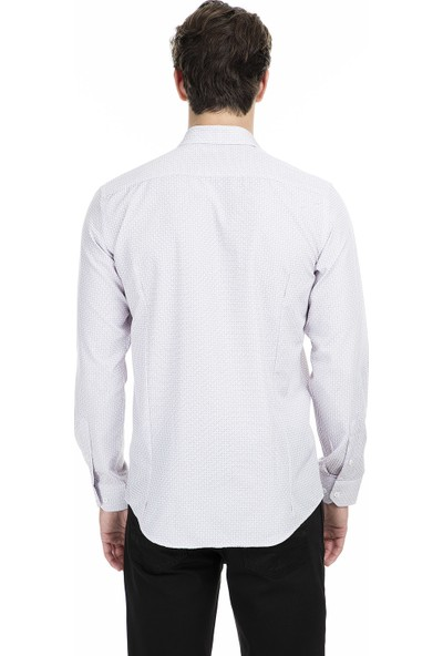 Buratti Uzun Kollu Gömlek Erkek Uzun Kollu Gömlek 50118