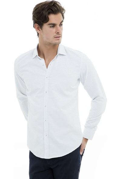 Buratti Uzun Kollu Gömlek Erkek Uzun Kollu Gömlek 50119