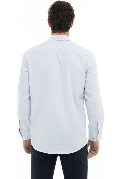 Buratti Uzun Kollu Gömlek Erkek Uzun Kollu Gömlek 50123
