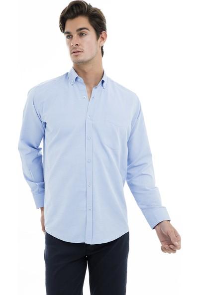 Buratti Uzun Kollu Gömlek Erkek Uzun Kollu Gömlek 50125