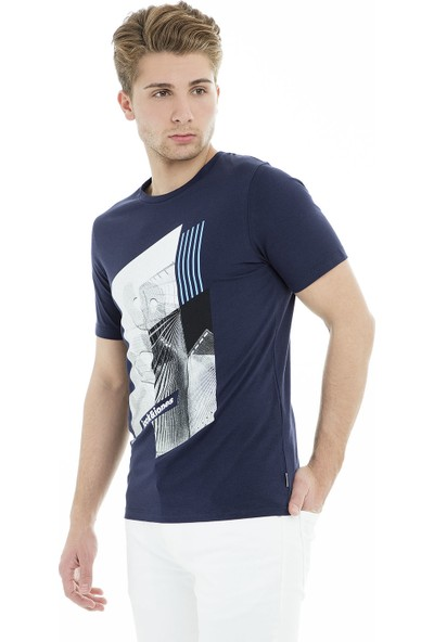 Jack & Jones Erkek T-Shirt 12148561