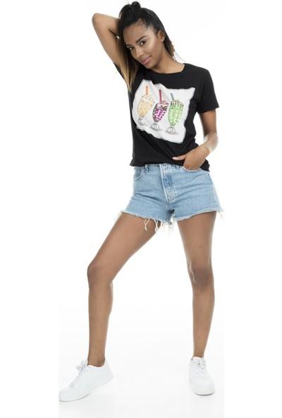 Mint T Shirt Kadın T Shirt 4245182