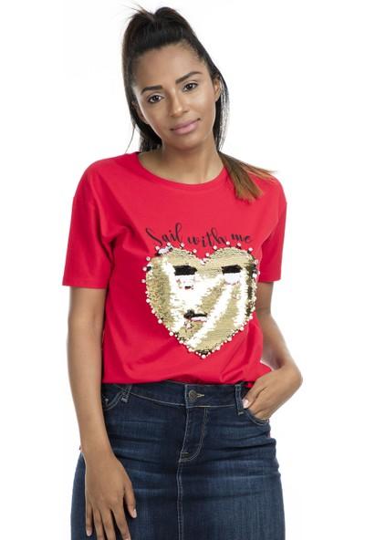 Mint T Shirt Kadın T Shirt 4245222