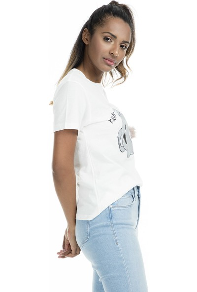 Pepper & Mint T Shirt Kadın T Shirt 504Cd25