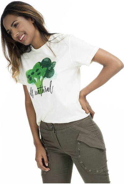 Pepper & Mint T Shirt Kadın T Shirt 504Fx139