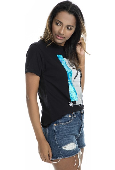 Pepper & Mint T Shirt Kadın T Shirt 504Fx221