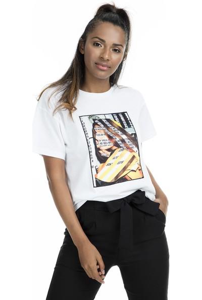 Quzu T Shirt Kadın T Shirt 23418489