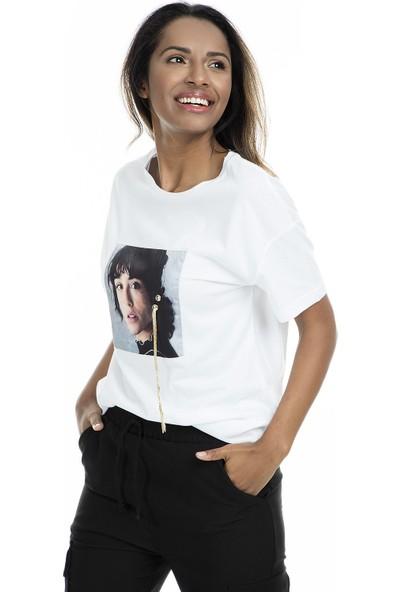 Quzu T Shirt Kadın T Shirt 23418509