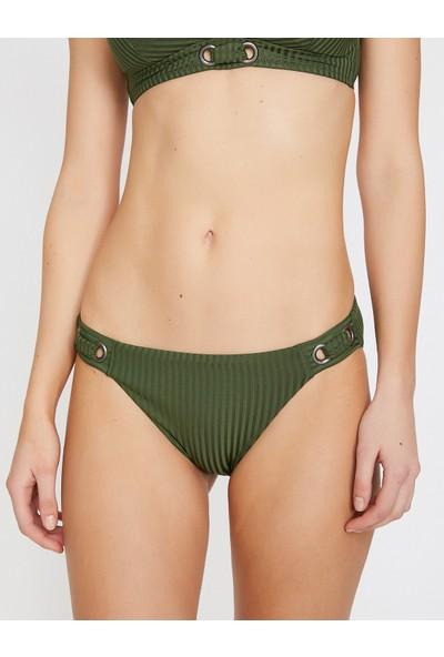Koton Toka Detaylı Bikini Altı