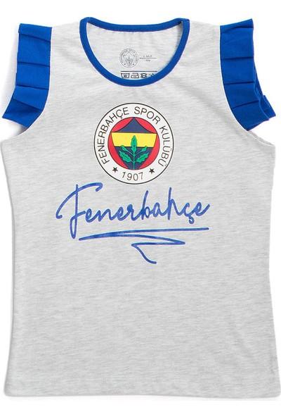 Fenerbahçe Lisanslı Kız Çocuk Atlet Karmelanj