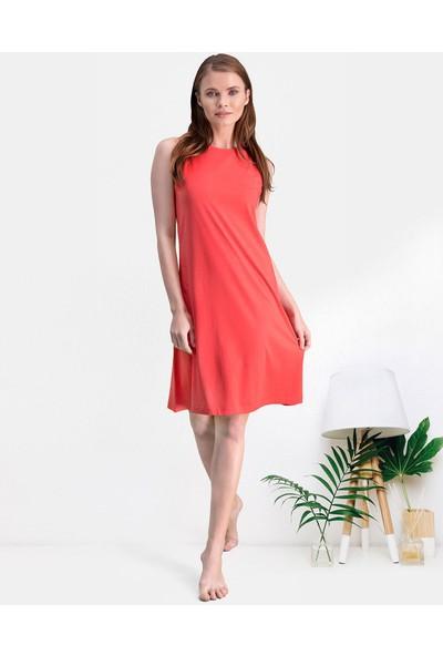 Pierre Cardin Nar Kadın Elbise