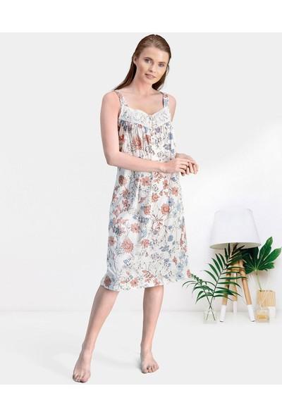 Pierre Cardin Krem Kadın Gündelik Elbise