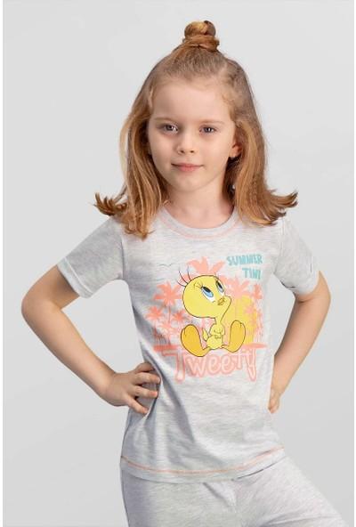 Looney Tunes Lisanslı Nar Kız Çocuk T-Shirt