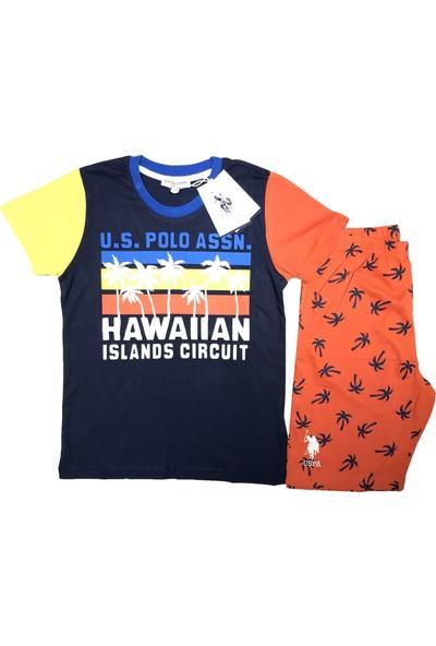 U.S. Polo Assn. Erkek Çocuk T-Shirt Takım 2252